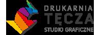 Drukarnia TĘCZA Logo